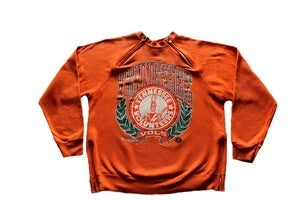 "Image of Men's D.Fame Custom ""Tennessee"" Crewneck"