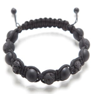 Image of Black Silk w/ Matt Onyx & Lava Rock