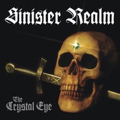 Image of SINISTER REALM - The Crystal Eye CD