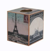 Image of Paris Tissue Box