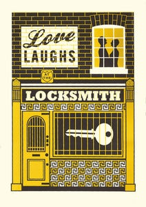 Image of LOCKSMITH