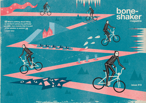 Image of Boneshaker Magazine Issue 10 (PDF Download version)