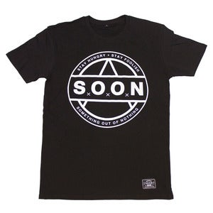 Image of S.O.O.N | Big Logo | Black