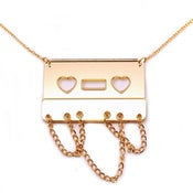 Image of Cassette Necklace