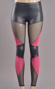 Image of Pink Pop leggings