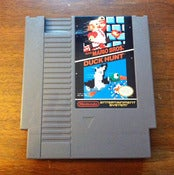 Image of Super Mario World / Duck Hunt - NES