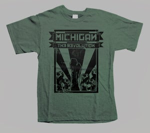 Image of Men's Michigan Revolution T-Shirt