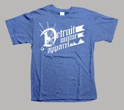 Image of Men's Detroit Motor Apparel T-Shirt