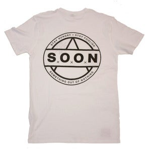 Image of S.O.O.N | BackPrint | White