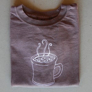 Image of Hot Chocolate Long Sleeved Children's Tee