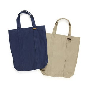 Image of Cotton Canvas Tote-Daypack