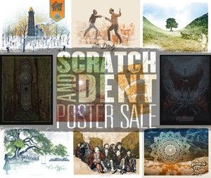 Image of Scratch &amp; Dent Poster Pak