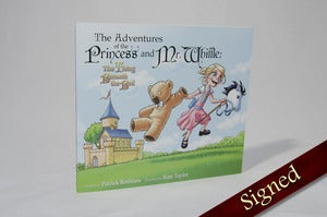 Image of The Adventures of the Princess and Mr. Whiffle - Paperback Edition