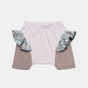 Image of Ruffle Shorts - Violet+Mud