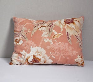 Image of COUSSIN tissu vintage rose