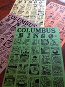 Image of Columbus Bingo Cards