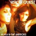 Image of Maria & the Mirrors - Vision Quest (CD Album)