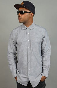 Image of B Round Collar Gray