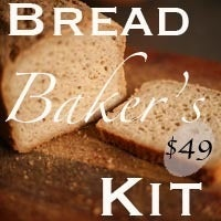 Image of Deluxe Bread Baker's Kit