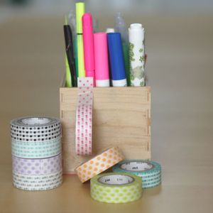 Image of Masking tape  pois