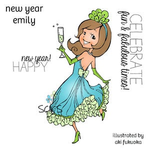 Image of Happy New Year Emily