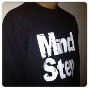 Image of MindStep Sweatshirt (Black/White Logo)