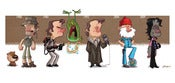 Image of The Evolution of Bill Murray Print