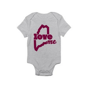 Image of LoveME - Baby Onesie