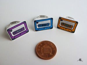Image of Cassette Tape Rings