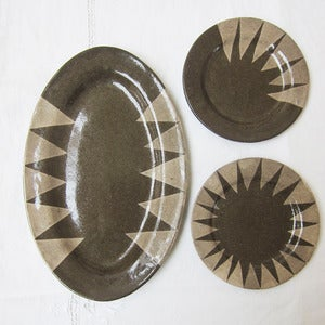 Image of Star side platter