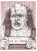 Image of 'Victor' Monster MugShot print