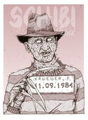 Image of 'Freddy' Monster MugShot print