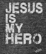 Image of Jesus Is My Hero T Shirt