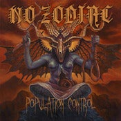 "Image of NO ZODIAC ""POPULATION CONTROL"" CD ONLY"