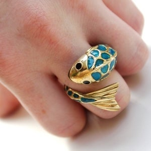 Image of Adorable - Koi Ring