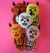 Image of CUPCO SKULL PEOPLE