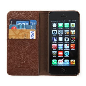 Image of iPhone 5 Leather Wallet