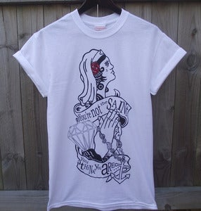 "Image of ""Saints"" T-Shirt UNISEX"
