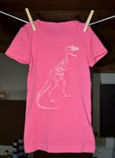 Image of Glow in the Dark Pink Dino