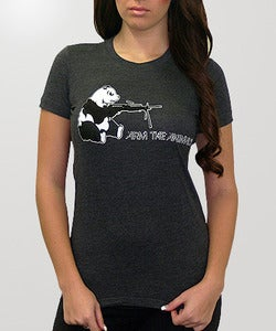 Image of Girls | Pandemic | Crew | Charcoal Heather