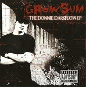 Image of GrewSum - The Donnie Darkflow EP (CD)
