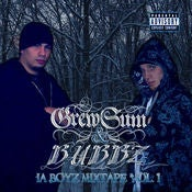 Image of IA Boyz - The Mixtape Vol. 1 (CD)