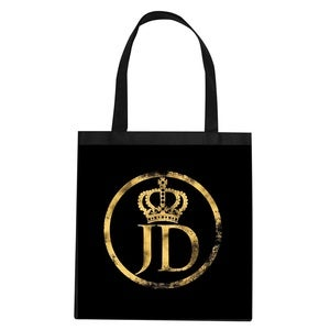 Image of Jane Doe logo tote bag