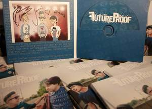 Image of FutureProof 'When This Drops...' CD