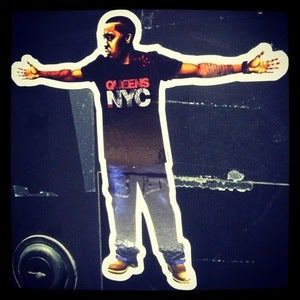 Image of Nas Sticker