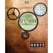 Image of Rush Time Machine: Live in Cleveland *BluRay*