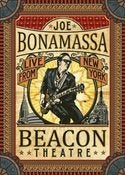 Image of Joe Bonamassa: Beacon Theatre Live From New York DVD