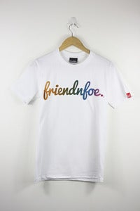 Image of The Rainbow logo Tee