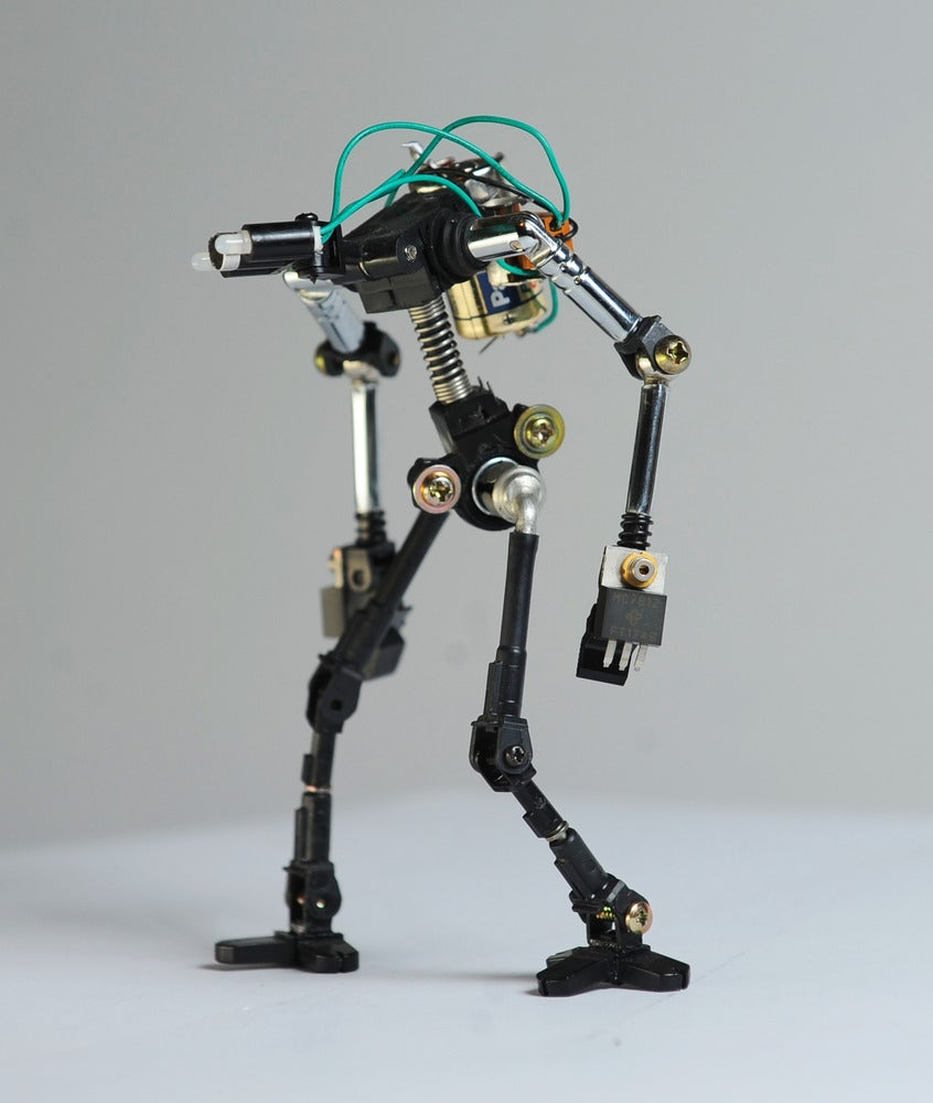 Image of #R³bot one - LEIOO SHIZO