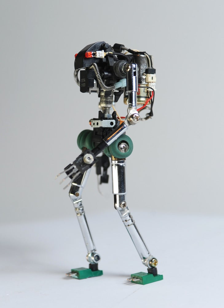 Image of #R³bot two - LEISA SIBZO